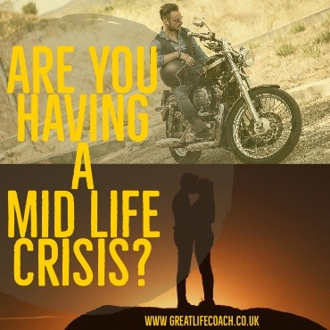 How to cope with a Mid Life Crisis?