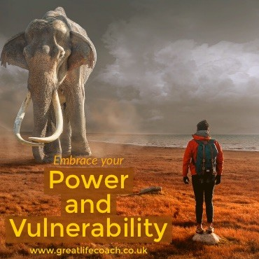 Embrace your Vulnerability and your Power