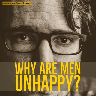 Why are Men less happy than Women