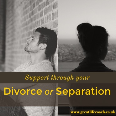 Divorce, Uncoupling and Separation