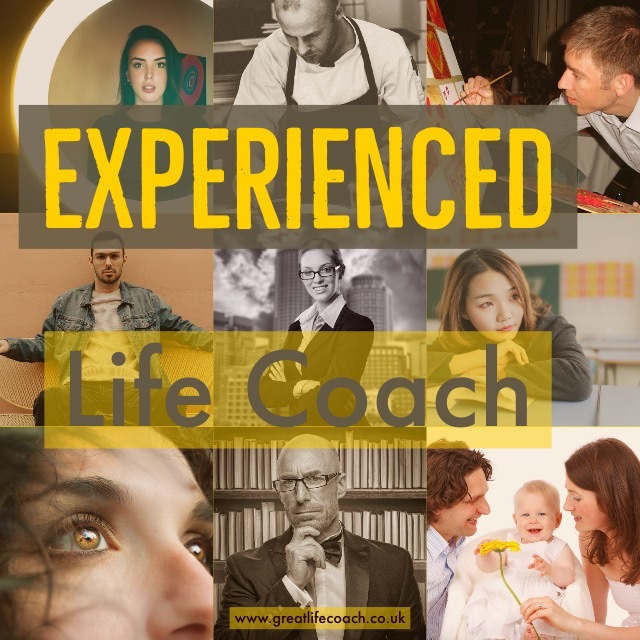 experienced life coach