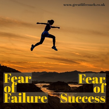 Fear of Success, fear of Failure